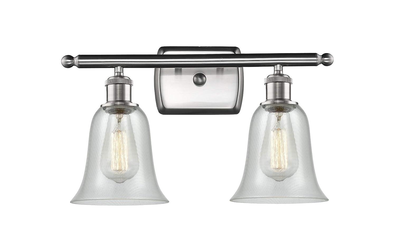 INNOVATIONS LIGHTING 516-2W-SN-G2812 2ライト ハノーバー 16インチ 浴室器具 B07DVDHB5Z
