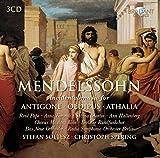 Music : Incidental Music for Antigone Oedipus & Athalia