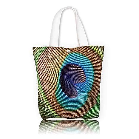7816da4dadad Amazon.com: Women's Canvas Tote Bag -W23 x H14 x D7 INCH/Tote Laptop ...