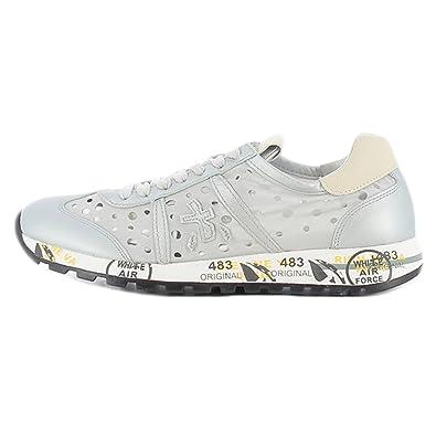 191a2648313009 PREMIATA perforierter Lucy 2948 Sneaker  Amazon.de  Schuhe   Handtaschen
