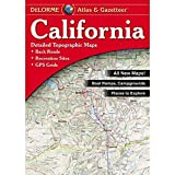 Search : Garmin DeLorme Atlas & Gazetteer Paper Maps- California, AA-007983-000