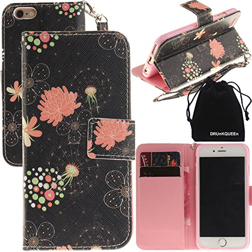 DRUnKQUEEn Leather Cellphone iPhone6s iPhone6