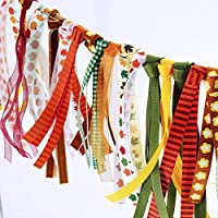 Supla 18 Rolls Fall Ribbons Bulk Trims Printed Grosgrain Ribbons Multicolor Satin Ribbons Organza Ribbons Velvet Ribbon 3//8 Wide for Craft Gift Wrapping Autumn Holiday Wedding Festival Season Party