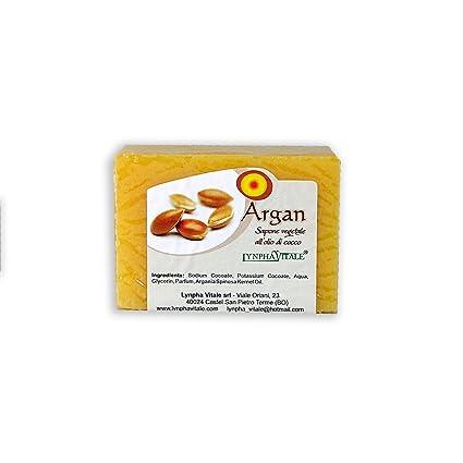 Jabón de Argàn - Jabonería Artesanal - jabones elaborados en frío - No contienen colorantes,