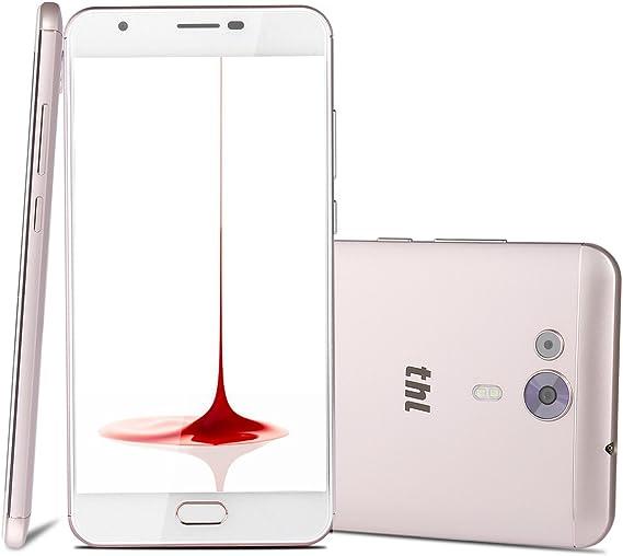 THL Knight 1 - Smartphone Libre 4G de 5.5HD (Dual cámera, Octa ...