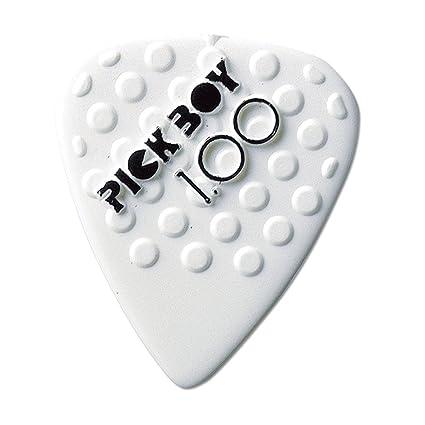 Amazon.com: Pickboy Ceramic, Grip Pick, 1.00mm, 10 picks: Musical Instruments