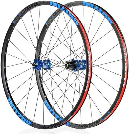 Montaña delantera de la bici de la rueda de la rueda trasera, 26 ...