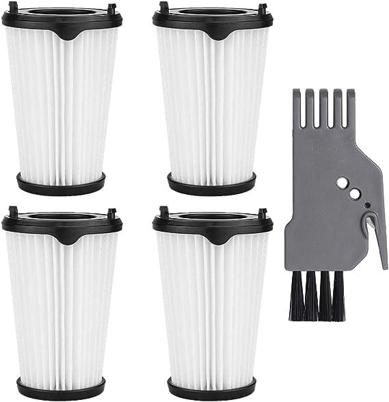 LAOYE 4 filtros CX7 para aspiradora AEG Ergorapido: Amazon.es: Hogar