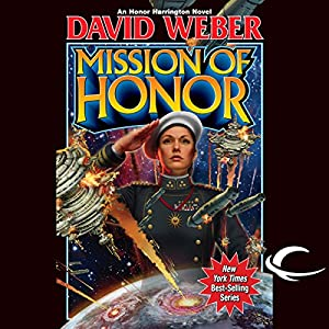 Mission of Honor: Honor Harrington, Book 12 Hörbuch
