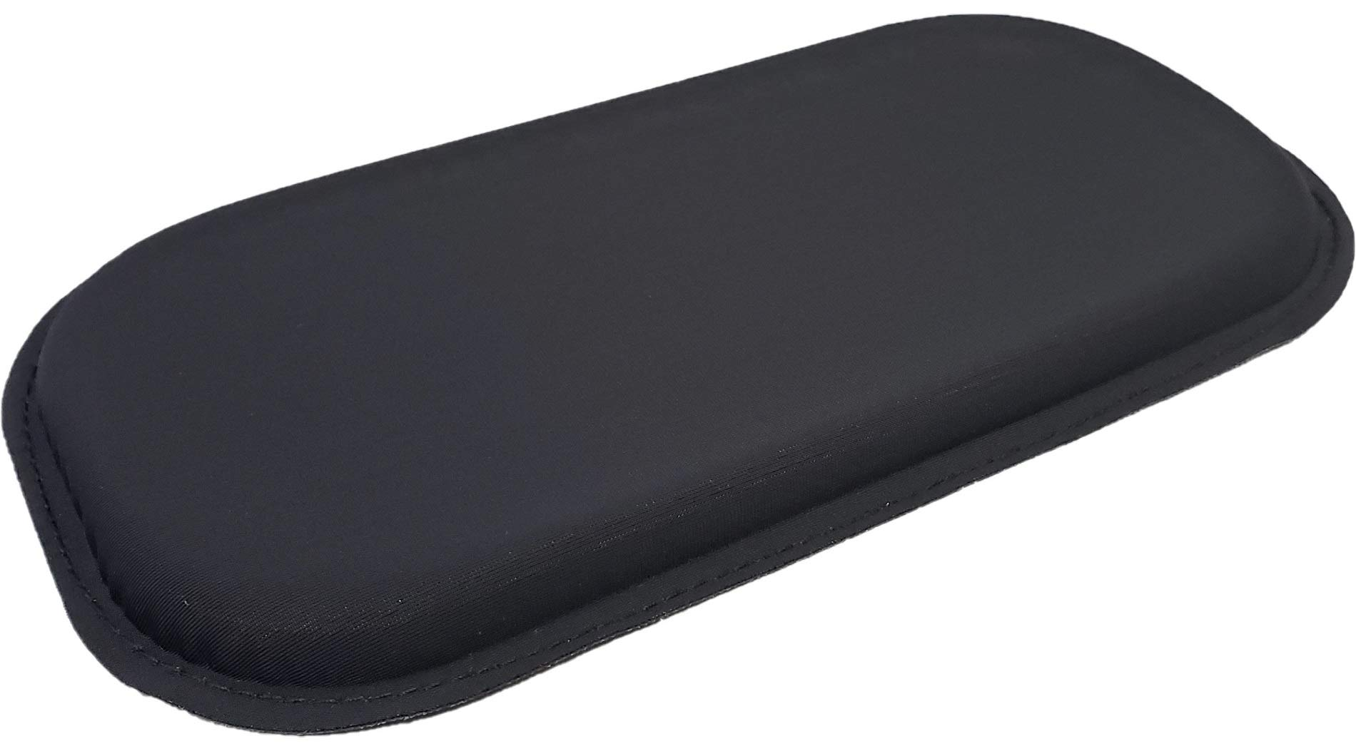 ULTRAGEL Anywhere, Anytime Arm/Wrist Rest Personal Comfort Gel Pad (4.5x8.5, Black/Non-Slip) by ULTRAGEL