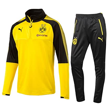 Borussia Dortmund - Chándal para 2017 2018 2f7f83d638192