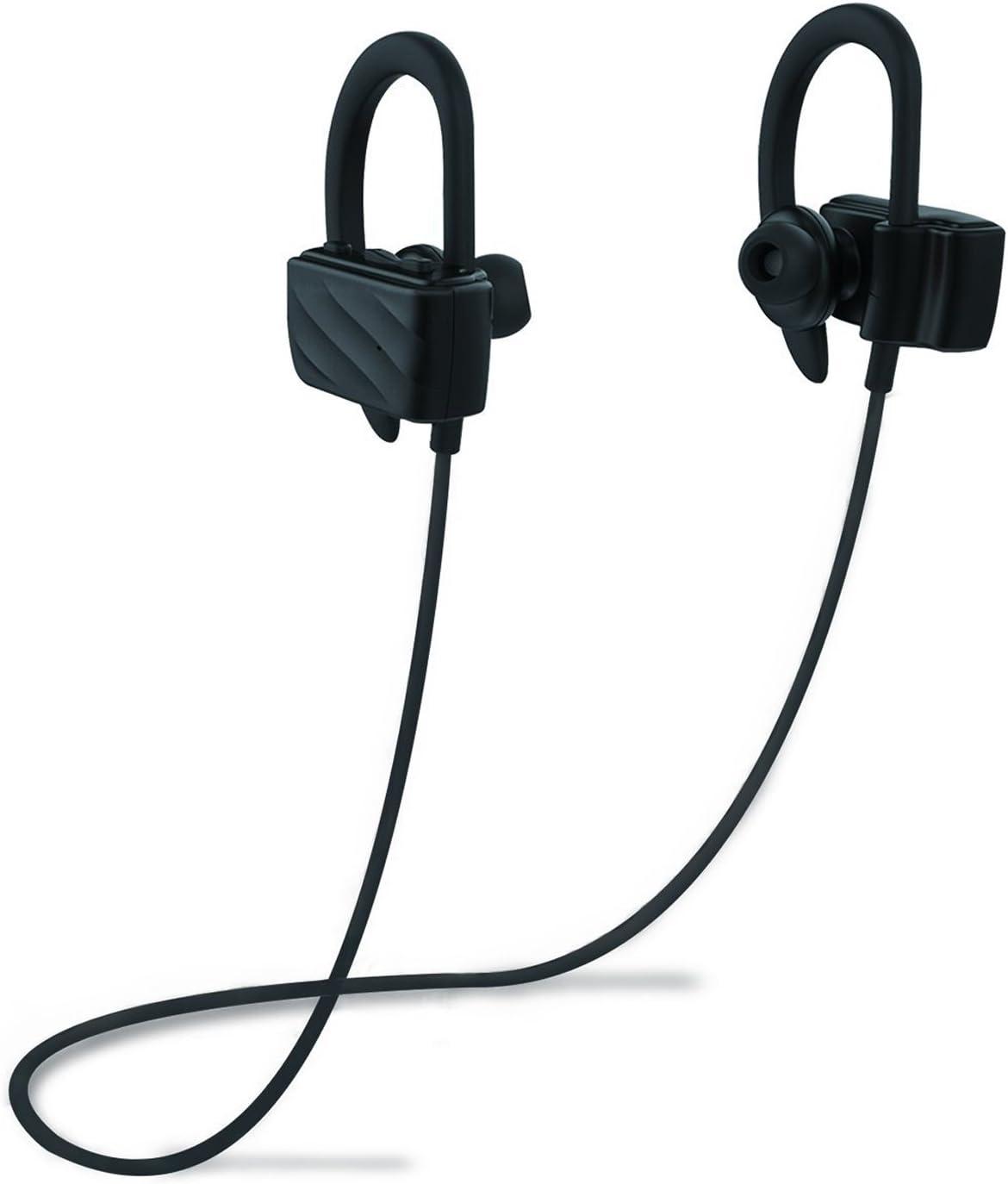 Oreillette Bluetooth 4.1 Écouteurs Bluetooth Sans Fil avec