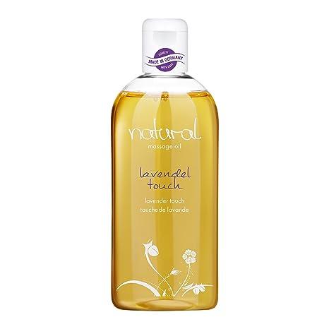 Aceite de masaje natural de bienestar | aceite de masaje erótico | tierno olor a lavanda