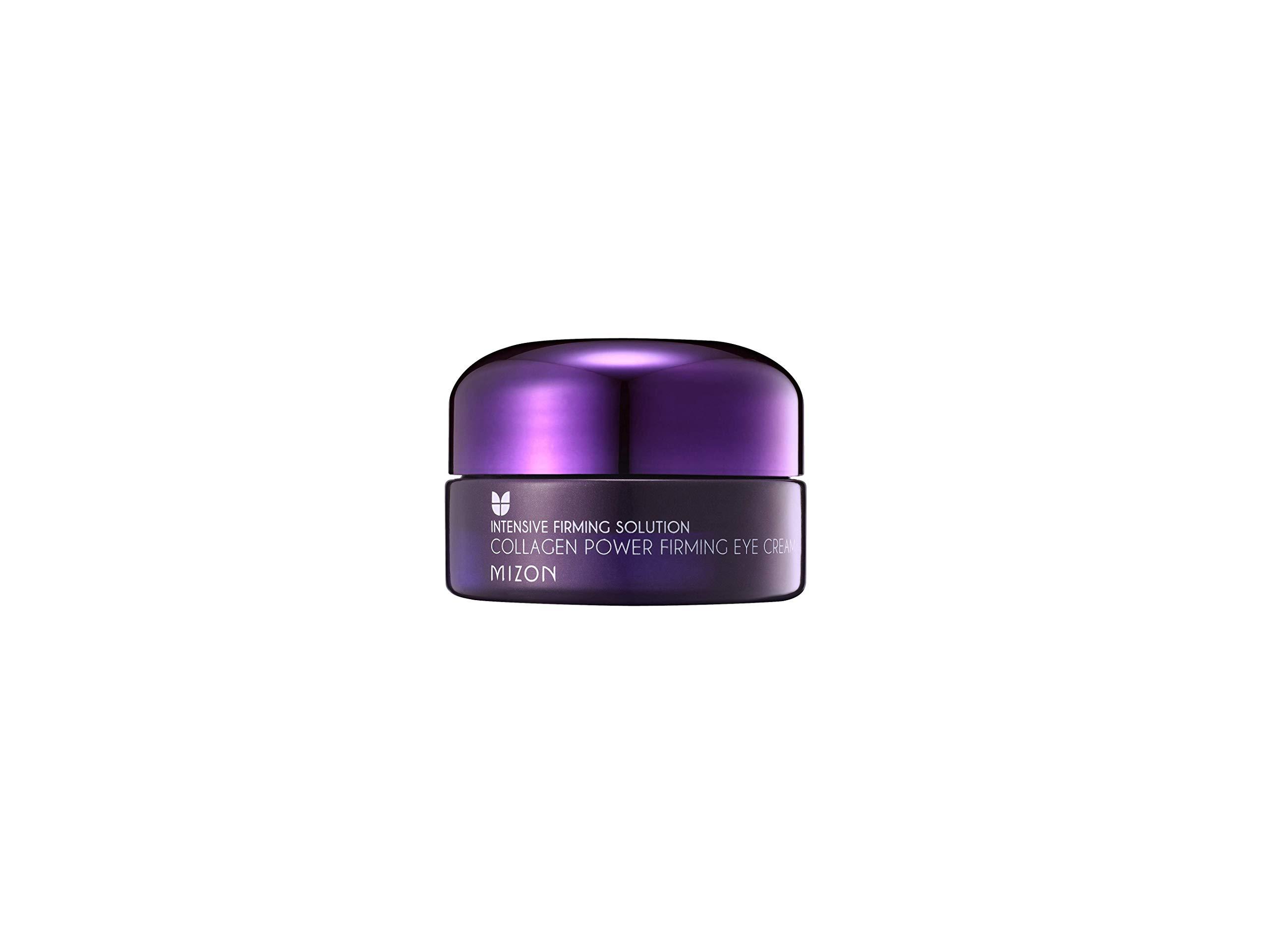 Mizon Collagen Power Firming Eye Cream, Antiaging, Wrinkle Care, Skin Nourished, Moisturizing, Skin Elasticity (25ml) by MIZON