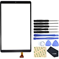 SM-T510 Touch Screen Glass Screen Replacement for Samsung Galaxy Tab A 10.1 2019 Black