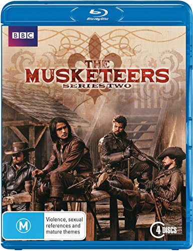 The Musketeers Series 2 | 3 Discs | NON-USA Format | Region B Import - Australia