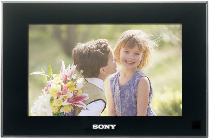 Sony DPFV700 7-Inch LCD Digital Photo Frame Black