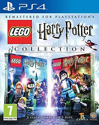 Warner Bros LEGO Harry Potter: Collection Básico PlayStation 4 ...
