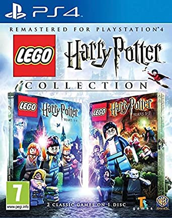 Warner Bros LEGO Harry Potter: Collection Básico PlayStation 4 vídeo - Juego (Básico, PlayStation 4, Acción / Aventura, Warner Bros)