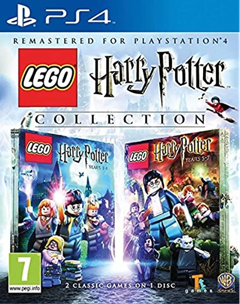 Warner Bros LEGO Harry Potter: Collection Básico PlayStation 4 vídeo - Juego (Básico, PlayStation 4, Acción / Aventura, Warner Bros): Amazon.es: Videojuegos