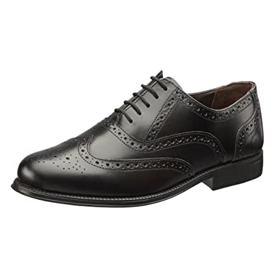 Men's Classic Brogues Real Genuine Leather. BF_2697