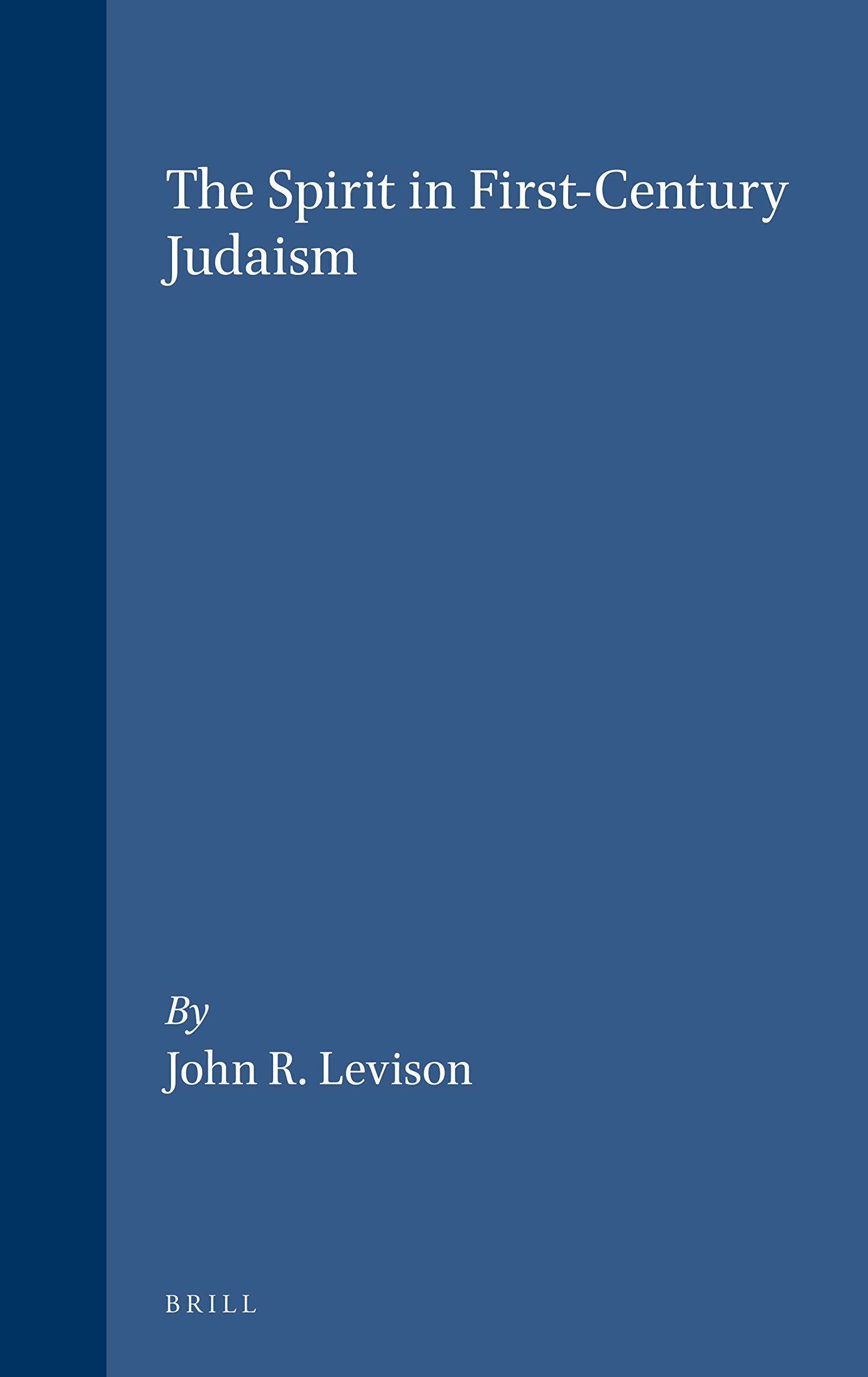 Download The Spirit in First-Century Judaism ebook
