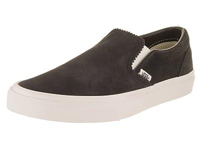 Unisex Classic Slip-on (Pinked Suede) Skate Shoe