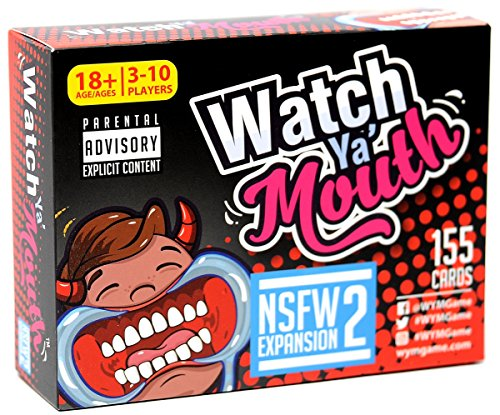 Watch Ya Mouth Adult Expansion product image