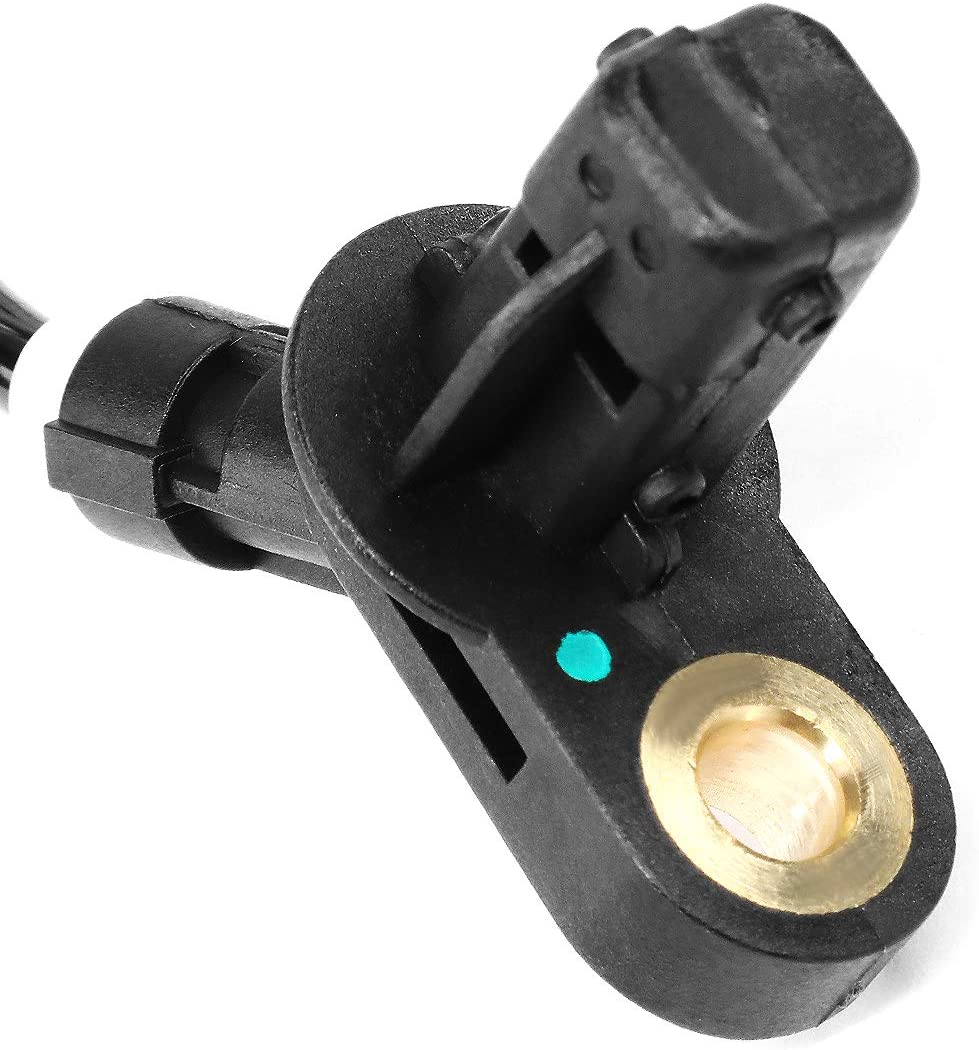 Rear Left Right Side ABS Wheel Speed Sensors Replacement for 320I 325CI 325I 330CI 330I M3 01-06