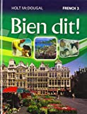 Bien dit!: Student Edition Level 3 2013 (French Edition)