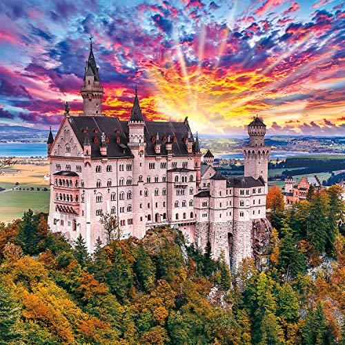 (Buffalo Games - Fairy Tale Castle - 300 Large Piece Jigsaw Puzzle)