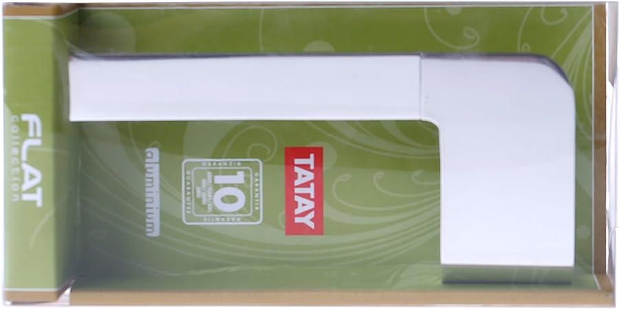 Tatay M282352 Portarrollos sin tapa flat
