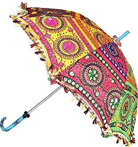 cc7d803902d1 Amazon.com: MegaCraft men's and women's Walking Parasol Sun Umbrella ...