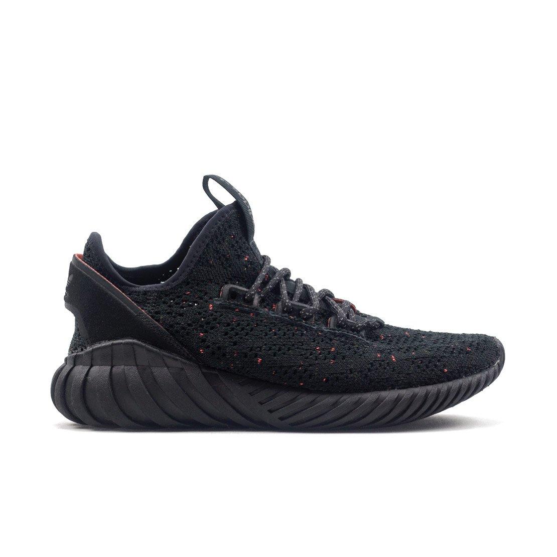 f742e2517d36c0 Adidas Tubular Doom Sock Primeknit Big Kid s Shoes Core Black bz0330 (7 M  US)  Amazon.co.uk  Shoes   Bags