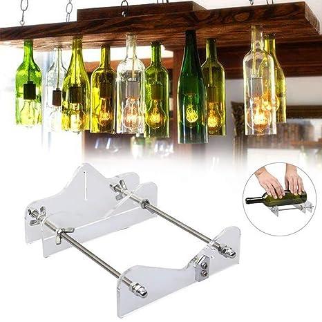 Cortador de botellas de vidrio - Máquina de cortar botellas ...