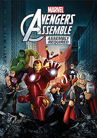 amazon com marvel avengers assemble assembly required adrian