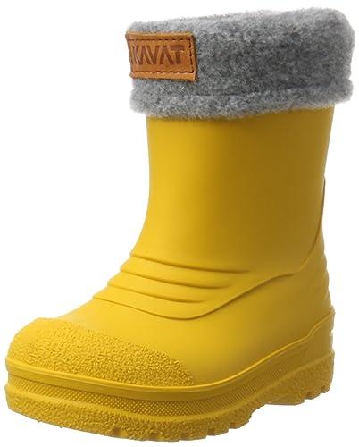 Kavat Gummistiefel in gelb, Gr.