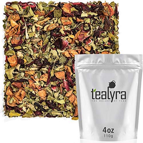 Tealyra Strawberry Hibiscus Wellness Digestiv product image