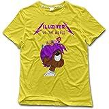 HLSM LIL-Uzi-Vert Customized Cool T-Shirt For Unisex Black