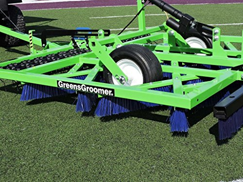 The Integrated Groomer Synthetic Turf