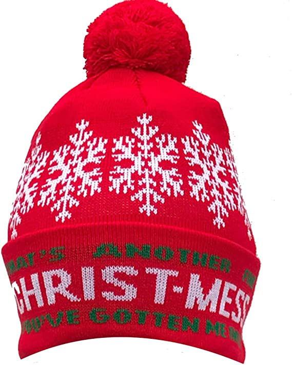 Laurel And Hardy - Christmas Text Logo Official Scarf Stan /& Ollie