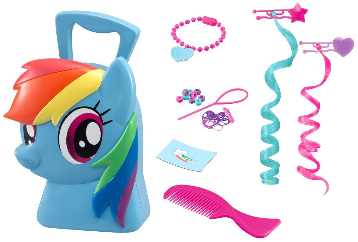My Little Pony Rainbow Hair Styling Case HTI 1680805.00