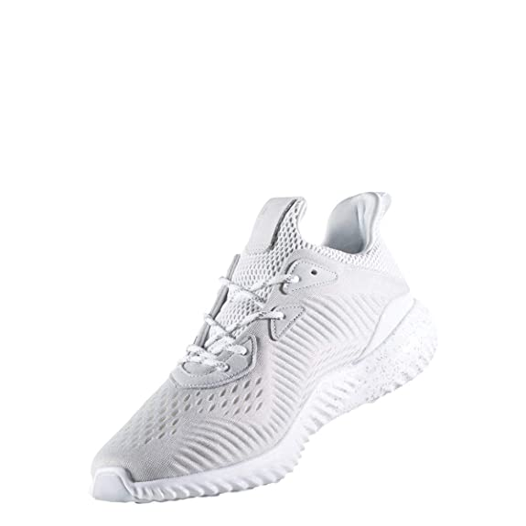 sports shoes c33be 700f5 Amazon.com  adidas Alphabounce Reigning Champ Mens in Clear GreyWhite by   Fashion Sneakers