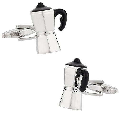 Amazon.com: cafetera de espresso grano de café olla Barista ...