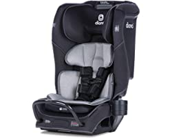 Diono Radian 3QX 4-in-1 Rear & Forward Facing Convertible Car Seat | Safe+ Engineering 3 Stage Infant Protection, 10 Years 1