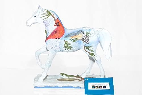 Trail of Painted Ponies Winter Song Pony Figurine