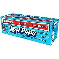 Kool Pops Freezer Pops, Assorted Flavors (45 - 5.5 oz pops per box)