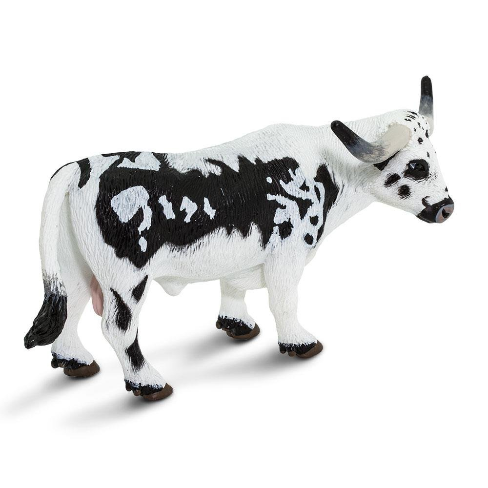 Lead and BPA Free Texas Longhorn Bull for Ages 3+ Safari Farm Safari Ltd Phthalate