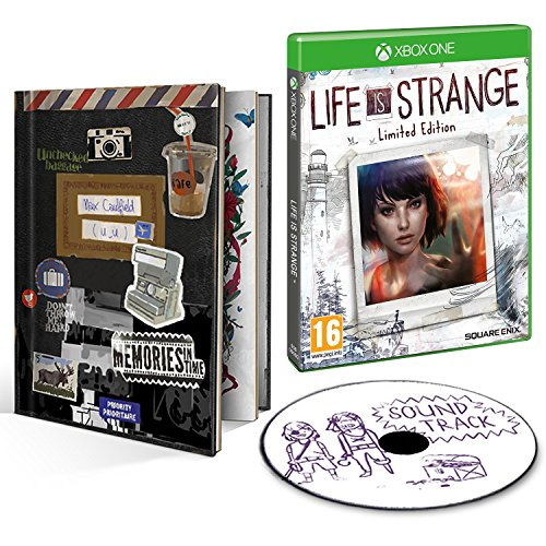 Life is Strange Limited Edition (Xbox One) by Koch International