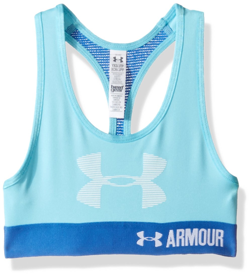 Under Armour Graphic Armour Bra, Reggiseno Sportivo Bambina 1294100